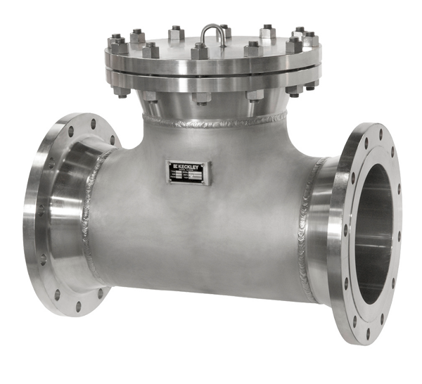 Fabricated Custom Tee Strainers