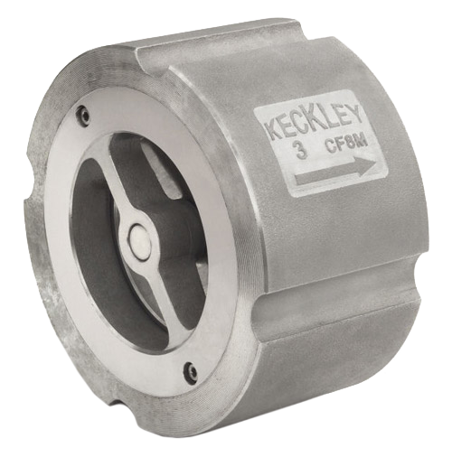 Wafer Center Guided Silent Check Valves image