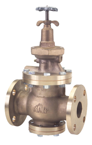 Industrial & Commercial Flow Control Valves image