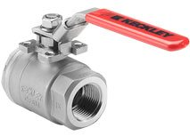 BVS2 Seal Welded Ball Valve 2160 WOG