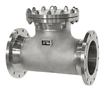 Fabricated Tee Strainers