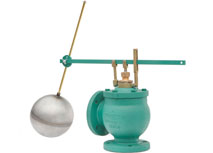 Float & Lever Valves