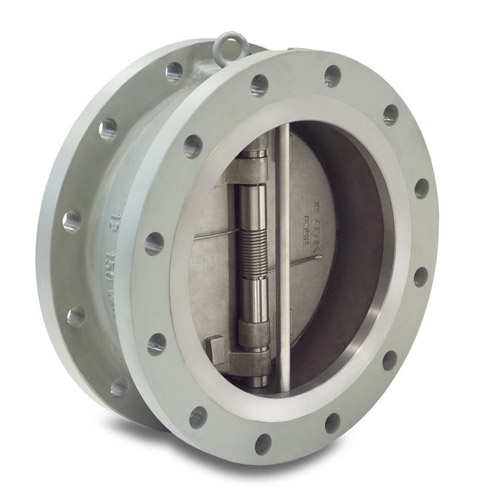 Keckley Company   Retainerless Wafer Double Flange Body